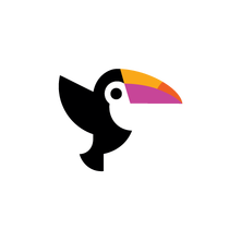 Pinet logo design
