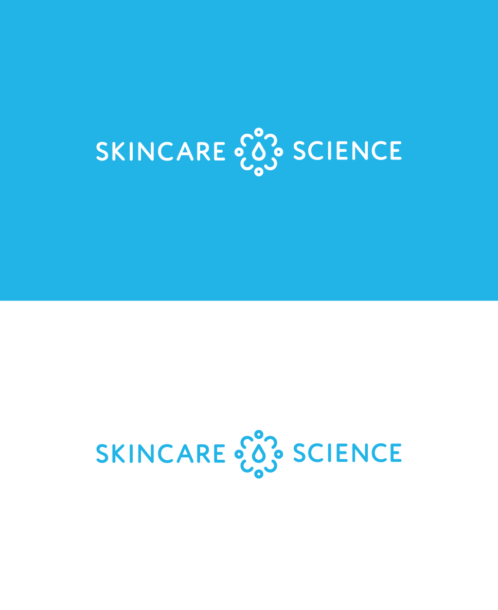 elegant and simple logo for cosmetics company